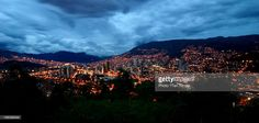 Stock Photo : Medellin Panorama