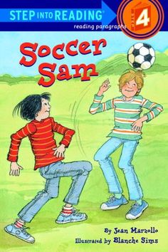 Soccer Sam / Available at www.BookLodge.com - Lowest Priced Chinese and English Online Bookstore for Children and Parents Bookstore!