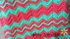 """//  Chevron Flare Blanket I'm seriously falling in love with chevron again, but the texture in my Chevron Flare blanket is what is really doing it. Note that this is a FREE crochet pattern complete with a sizing guide for Baby blanket (30"""" L x 24"""" W) up to King (76"""" W x 80"""" L), yarn a"""
