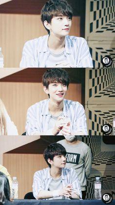 LIKE SEVENTEEN. Joshua is so handsome~