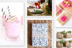 10 Pinterest Boards To Inspire Your Holiday Prep #refinery29