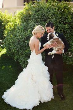 Couple Wedding Portrait Ashley Rose Photography 4