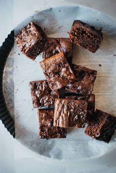 Hazelnut Butter Brownies