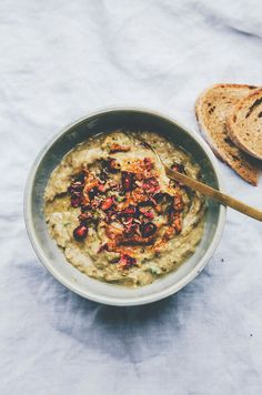Smoky Baba Ganoush | Nourish Atelier