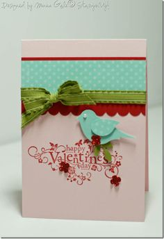 Stampin' Up - Valentine's Day