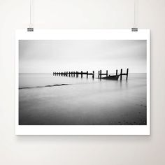 Hey, I found this really awesome Etsy listing at https://www.etsy.com/listing/185422284/black-and-white-photography-ocean