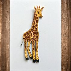 Giraffe art print, Giraffe nursery decor, Giraffe Safari Print, Giraffe Wall Art, Baby Shower gifts, Woodland Nursery Art, Kids Room Decor
