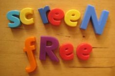 Screen free ideas for undwr 3 years baby