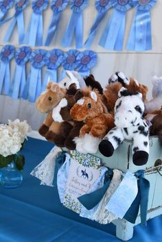 Equestrian, Horses Birthday Party Ideas | Photo 1 of 41