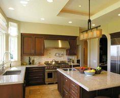 12x12 u shaped kitchen