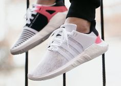 Adidas EQT Support Boost 93/17 - White/Turbo Red - 2017 (by Kamil Tomaszewski)