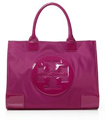 Tory Burch Ella Tote. I'm getting this for xmas. I got really great brown riding boots (flat boots)  for my birthday in October. Biddy Craft