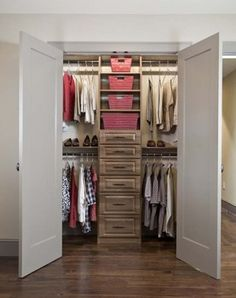 Master Closet Design Ideas master closet design ideas smlf bathrooms Designs For Small Closets White Reach In Closetssmall Master Bedroom Reach In Closet System Closets Pinterest Small Closets Master Bedroom And