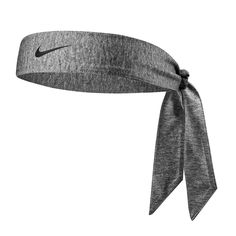 This Nike head wrap keeps your locks in place while you workout, and its handy tie-on design gives you the perfect fit every time. Nike Tie Headbands, Athletic Headbands, Sports Headbands, Sporty Outfits, Nike Outfits, Athletic Outfits, Trendy Outfits, Soccer Outfits, Nike Lanyard