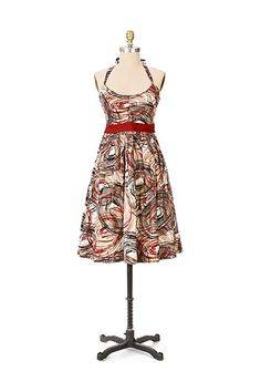 Storm sketch dress #anthropologie