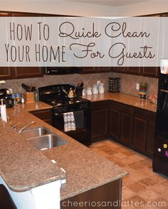 How to Quick Clean your Home #cleaning #pledge