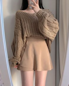 Korean Girl Fashion, Ulzzang Fashion, Kpop Fashion Outfits, Mode Outfits, Girl Outfits, Korean Outfits, Cute Casual Outfits, Pretty Outfits, Stylish Outfits