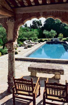 Pool...  Villa il Borro, Toscana