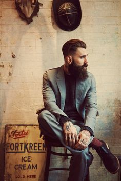 Rugged Hipster Photography : Ricki Hall