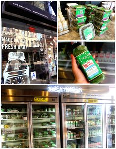 Treningsklær av jenter for jenter Pressed Juice, Mini Foods, The St, New York City, Healthy Living, Water Bottle, Nyc, Healthy Recipes, Health Recipes
