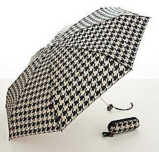 Houndstooth let it rain...