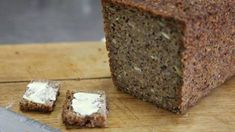 Danish Rye Bread Recipe                Danes are famous for their rugbrød