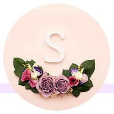 🌿🌸:: Hello Spring Sunshine :: 🌸🌿  .  .  .  #BillSkinner #hellospring #floralgarland #floral #flatlay #stilllifephotography #fashionphotography #lookbook #styling #roses #lettering #flatlaystyle #lilac #prettyinpink #spring #garland #pinkroses #nature #jewelrydesigner