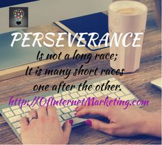 Perseverance is not a long race; It is many short races one after another. Type 'Yes' if you agree. . #quotes   #inspiration  #motivation   #seo   #digitalmarketing   #online  #offline   #onlinemarketing  #internetmarketing   #contentmarketing  #blog   #blogging   #socialmediamarketing  #socialmedia   #marketing   #seo  #digitalmarketing   #twitter   #facebook  #google   #website   #competition   #traffic  #entrepreneur    . Successful Digital Marketing Services Click Here…