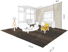 Magnum Oversize by Florim: porcelain stoneware in extra-large sizes. » Stones & More and Wooden Tile by Casa dolce casa in amazing sizes: Florim Magnum Oversize