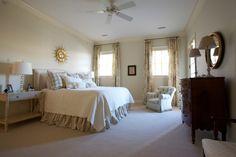 Charlottesville Condo: Master Bedroom