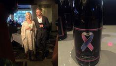 Olivia Newton-John lanza marca de vino