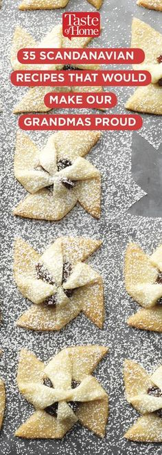 35 Scandinavian Recipes That Would Make Our Grandmas Proud is part of Scandinavian desserts Create memorable meals to pass down in your family or transport yourself to Europe with these oldworld Sca - Holiday Baking, Christmas Baking, Scandinavian Desserts, Viking Food, Norwegian Christmas, Swedish Christmas Food, Nordic Recipe, Finnish Recipes, Heritage Recipe