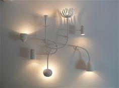 Seven Shapes Wall Light | Anna Charlesworth