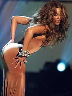 Beyonce. Curves!