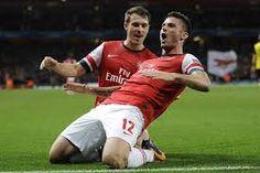 Villa Park Jadi Panggung Giroud Dan Ramsey – Bermain di Villa Park, Aaron Ramsey dan Olivier Giroud menjadi mega bintang untuk Arsenal kembali berada di jalur positif.