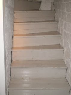 Kellarin rappuset. Staircases, Stairs, Traditional, House, Home Decor, Stairway, Decoration Home, Home, Room Decor