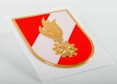 Feuerwehrfan - FeuerwehrFan Talisman, Flag, Accessories, Little Dragon, Firefighter, Flags, Ornament