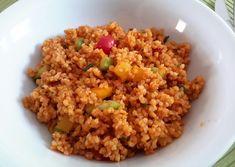 Kisir-türkischer Bulgursalat, ein leckeres Rezept aus der Kategorie Gemüse. Bewertungen: 36. Durchschnitt: Ø 4,5.