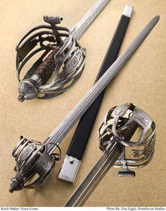 2011 Blade Show Award Best Sword-Vince Evans, Apprentice Smith