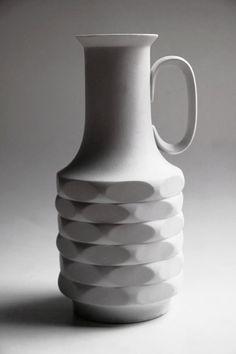 Vintage German Op Art Vase - Winterling