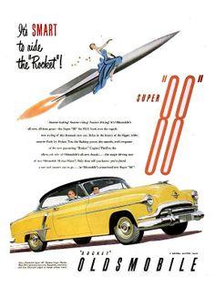Oldsmobile, LIFE 2 Jul 1951