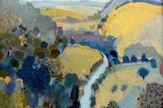 Landscape Paintings and photographs : The Royal Institute of Oil Painters The ROI Malcolm Ashman Abstract Landscape Painting, Landscape Art, Landscape Paintings, Oil Painters, Popular Art, Art Moderne, Imagines, Klimt, Collage