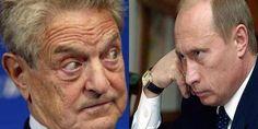 Putin declara guerra contra George Soros e diz: ''Ele é uma ameaça ao mundo é procurado vivo ou morto'' ~ Sempre Questione