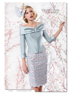 Valerio Luna - Outfits for You Stylish Work Outfits, Classy Outfits, Mother Of The Bride Fashion, Evening Dresses, Formal Dresses, Elegant Outfit, African Dress, Beautiful Gowns, African Fashion