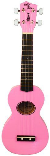 Eddy Finn Minnow EF-MN-PK Ukulele with Matching Pink Gig Bag by Eddy Finn. $39.95. The Eddy Finn Minnow is the perfect beginner or travel ukulele! Whether you are looking for a soprano ukulele to get started with or a uke to carry with you on vacation or to partys this instrument is perfect for you.
