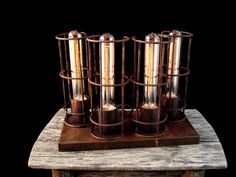 Edison Bulb Lamp by BenclifDesigns on Etsy