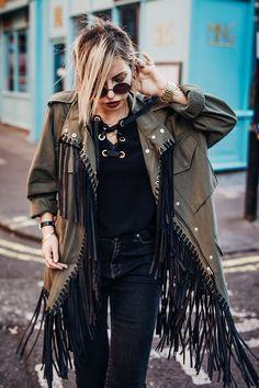 Diese Jacke!!!