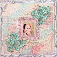 March 2015 Color Challenge Reveal Part 2 – Lindy's Stamp Gang