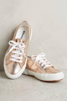 Superga Metallic Rose Gold Sneakers Superga Sneakers 6fd982cfb
