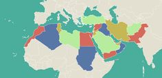 Middle East and North Africa geography – Lesson Plan-his lesson plan gives students an overview of the region's geographical past, while exposing students to the complexity and diversity of the region. It also ensures a basic geographical starting point for any unit plan about the region, or for any mini-unit delving into Middle Eastern current affairs.
